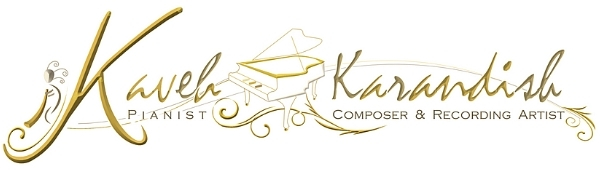 Kaveh Piano Logo